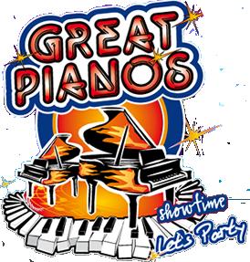 GREAT PIANO'S XXL